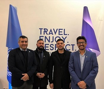 Organización Mundial de Turismo destaca plataforma de inteligencia turística para posicionar al Tamarugal
