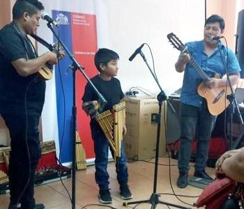 Editan en Tarapacá, primer álbum musical en Aymara con canciones inéditas sobre costumbres y tradiciones ancestrales