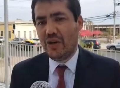 """Enzo Morales sobre querella en su contra, interpuesta por Yaryes y Arenas: """"Denuncia se funda en hechos falsos, es incoherente y sólo refuerza mi lucha contra la corrupción"""""""