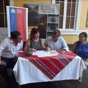 Renuevan concesión del Museo Histórico de Iquique a la Municipalidad, por plazo de 5 años