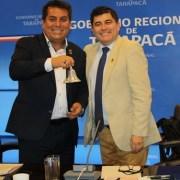 Rubén Berríos es elegido nuevo Presidente del Consejo Regional, con la abstención del CORE Yaryes