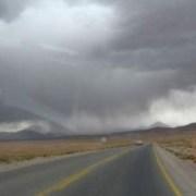 ONEMI pronostican precipitaciones moderadas a fuertes hasta el lunes para provincia del Tamarugal