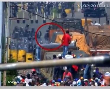 Reportaje de NY Times revela que ayuda humanitaria no fue quemada por Gobierno de Maduro