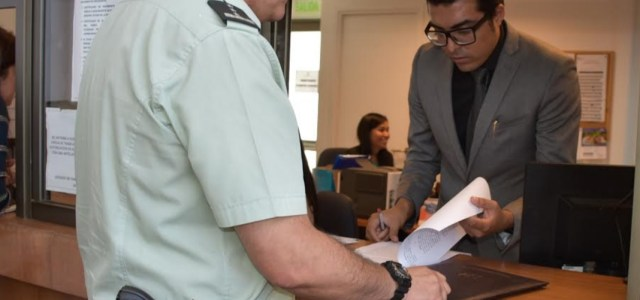 Director de Gendarmería se  querelló contra dos internos, por amenazas contra funcionarios