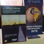 La relación económica transfronteriza, centrada en el complejo urbano Tacna-Arica, aborda libro que edita el INTE-UNAP