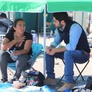 Core Carvajal: «Región Minera, Zona Franca, Puerto, y 60 mil personas en la informalidad, buscando oportunidades, algo no anda bien»
