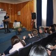 Realizaron jornada sobre Doctrina y Compromisos de Chile en materia de Derechos Humanos aplicados al Sistema de Justicia Penal