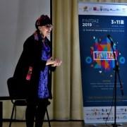 Sobre teatro social y de memorias, la actriz Malucha Pinto expuso durante el FINTDAZ 2019