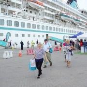 Realizan gestiones para fomentar la recalada de cruceros en Tarapacá, impulsando los atractivos regionales