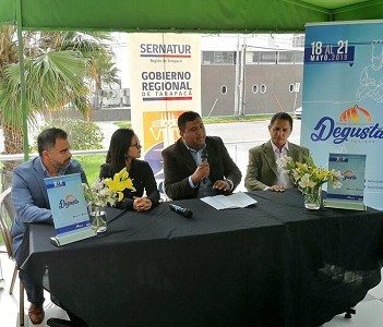 Feria Degusta Iquique incorpora 25 stands y 20 restaurantes para ofrecer variedad gourment entre el 18 y 21 de mayo