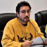Que la azufrera sea sacada de Alto Hospicio, opina CORE Zambra, Presidente de Comisión de Medioambiente
