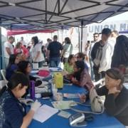 Comunidad venezolana en Iquique realizó jornada solidaria abierta a todos los migrantes