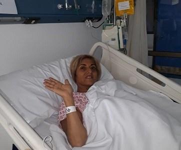 Impresionante fortaleza de profesora iquiqueña que espera la procuración de un órgano, para salvar su vida