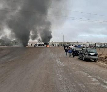 Trabajadores del Sindicato N° 4 de la minera COSAYACH iniciaron paro indefinido. Empresa no responde a demandas de negociación colectiva