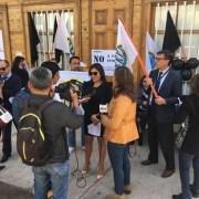En estado de alerta tras la paralización, se declaran funcionarios por posible fusión de Bienes Nacionales y de Vivienda