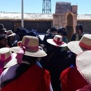A cuatro mil metros de altura, los temas que comunidades no pudieron plantear a Piñera, porque les impidieron el paso: Rechazo a Consulta Indígena, aprobación del TPP 11 y militarización de la frontera