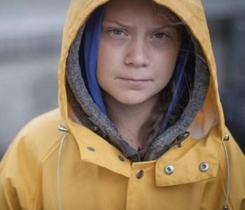 Activista sueca Greta Thunberg, Frances Crowe y el traspaso de la antorcha, se trasladó por mar a Estados Unidos, en velero de competición que no emite carbono