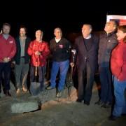 Anuncian trabajos de conservación par el muelle de pasajeros y dan el vamos a los proyectos de borde costero en las caletas de Pisagua y Los Verdes