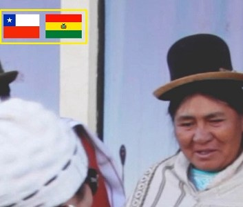 Siguen estrechándose lazos de integración entre orureños y tarapaqueños, al recordar Caravanas de la Amistad de 1958 y la que salió el año pasado desde Iquique a Oruro