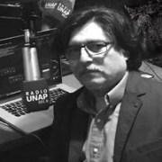 Hugo Reyes Gazzo, iquiqueño, músico autodidacta.