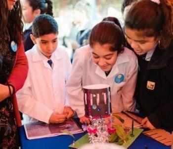 En escuela de Pozo Almonte se activa proyecto educacional que busca transformar estos establecimientos en comunidades educativas sustentables