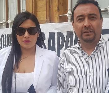 Funcionarios de Bienes Nacionales se movilizan y paralizan actividades manifestando oposición a proyecto que pretenden fusionar esa cartera con el Ministerio de Vivienda