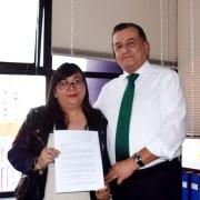 El actual titular Gustavo Soto, postula por última vez al cargo de Rector de la UNAP, tras tres periodos anteriores