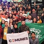 JM Carvajal ingresa al partido Comunes, del Frente Amplio y se pone a disposición de esa colectividad