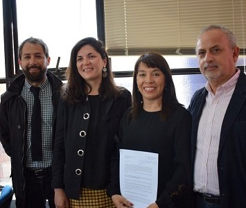 Dra. Marcela Tapia, historiadora y directora del INTE, única mujer que postula a la Rectoría de la UNAP