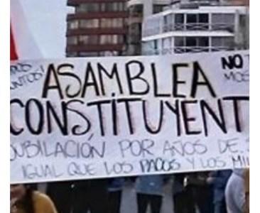 Temas cómo se pretende sortear la crisis, el vacío de poder y consulta en municipio contine Boletín La Jiménez
