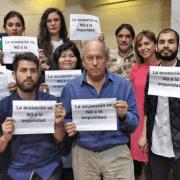 """Es un deber ético"": Diputados presentan este martes acusación constitucional contra Presidente Piñera"