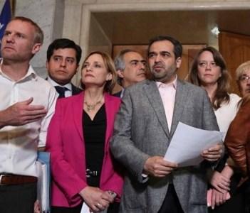 Conoce Acuerdo de grupo de Senadores: Llaman al gobierno, ministerio público y tribunales a actuar en materia de seguridad»