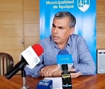 """Alcalde Soria retruca al General jefe de Carabineros, por sus dichos sobre televigilancia. """"El tiene la misma información que yo, mediante cámaras espejo en tiempo real"""""""