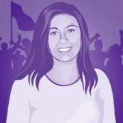 La lacrimógena que no pudo con la dignidad de Fabiola Campillay: La segunda persona que pierde su vista por la represión