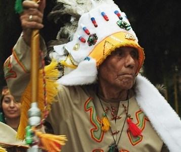 Todo Iquique lamenta la partida del más antiguo de los Pieles Rojas y distinguido como Tesoro Humano Vivo, Arturo Barahona González