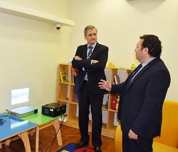 En Tribunal de Iquique se realizó la primera intermediación transmitida por videoconferencia. Víctima menor de edad declaró desde Iquique a Antofagasta