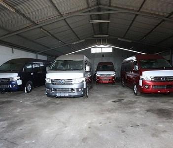 Condenan a usuaria Zofri por contrabando de vehículos: 14 minibuses con números de chasis alterados y con logo marca que no correspondía