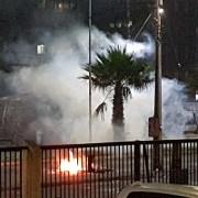 Sigue la represión: A tres meses del estallido social, nueva marcha por calles de Iquique, deja unos 9 heridos con perdigones