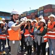 Delegaciones que visitaron el terminal internacional de Iquique, sumaron casi dos mil quinientas personas durante el 2019