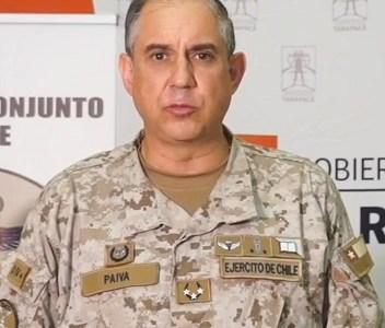 """General Paiva raya la cancha a los alcaldes: """"Se toman atribuciones que no le son permitidas, que están alejadas de la ley"""". Y que es a él a quien le corresponde decretar restricciones"""