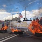 Comunidad de Colchane se alza y exige el cierre definitivo de la frontera. Alcalde se suma a las demandas de los pobladores
