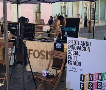 Con intervención en Paseo Baquedano FOSIS lanza Programa de Innovación social por 50 millones de pesos