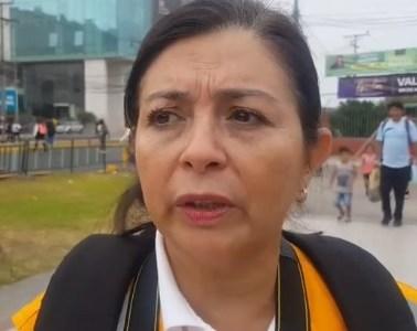 Delegada Regional del INDH observó inicio de la movilización estudiantil y reporta que hubo excesiva violencia policial