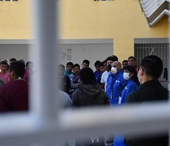 Con 6 funcionarios Covid 19 en Gendarmería, Seremi de Salud señala que es un brote institucionalizado y con despliegue de medidas sanitarias