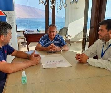 Cuarentena total y cierre de fronteras en Tarapacá, solicitan el Colegio Médico y el Senador Jorge Soria, al Presidente Piñera