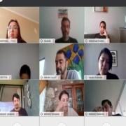 Defensores de Tarapacá revisan normativa de Derechos Humanos en clínica jurídica realizada por videoconferencia