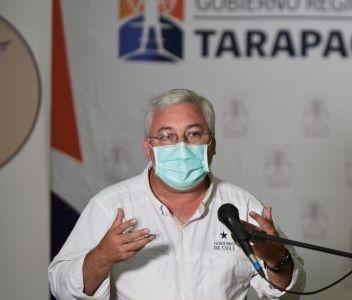 Con fondos aprobados por el CORE se adquieren 123 máquinas para Hospital de Iquique y 10 mil mascarillas para el personal de salud