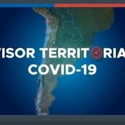Bienes Nacionales lanza Visor Territorial COVID-19 abierto a la ciudadanía, alimentado con información oficial de MINSAL