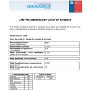 Mil exámenes PCR aplicarán a ciudadanos bolivianos que cumplen cuarentena en Iquique
