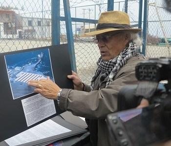 Inician campaña para proponer a exprisionero político Freddy Alonso, al Premio Nacional de DDHH